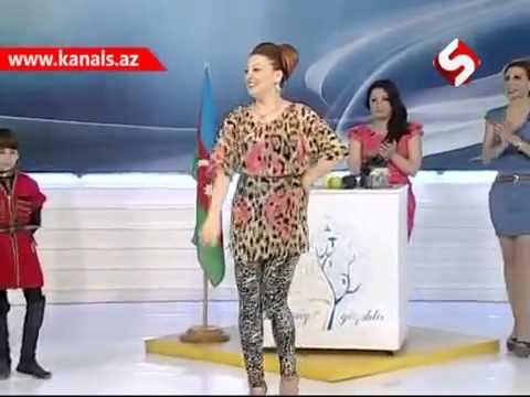 Дикий Кавказ Kanal S də Şəki 2013