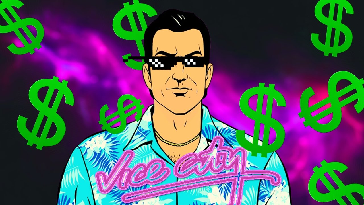 GTA Vice City: BEST way to make money [Cone Crazy MAX Earnings]