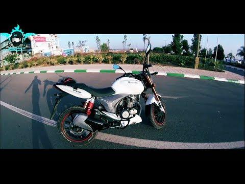 Test Ride#02🔥 Benelli Vlx 150cc تجربة بينيلي