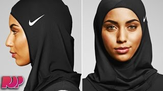Nike Unveils New Athletic Hijabs