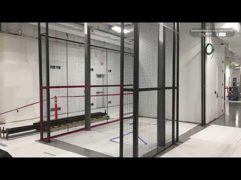 DEA Storage Cage Case Study