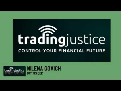 TJ 15: Milena Govich  Trading Justice