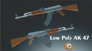 انخفاض بولي AK 47 - خلاط