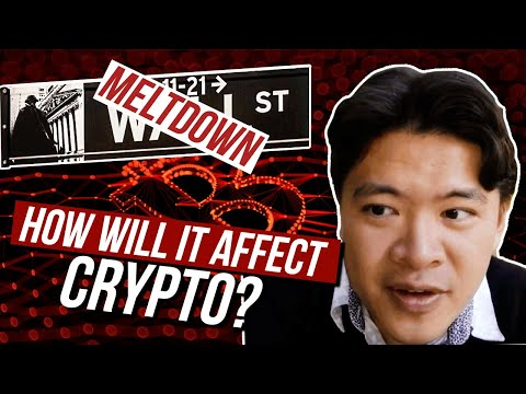 Daily: Wall Street Meltdown - How will it affect crypto? / Hackit Conference (11th Oct)