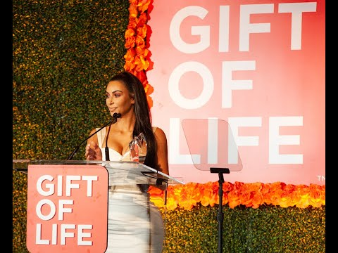 Kim Kardashian West honored with Gift of Life Impact Award Mp3