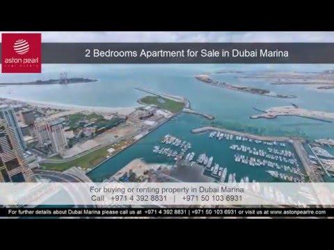 2 Bedrooms Apartment for Sale in Dubai Marina, Princess Tower