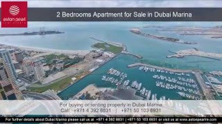 2 Bedrooms Apartment for Sale in Dubai Marina, Princess Tower