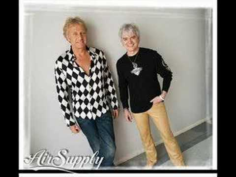 Air Supply - One step closer
