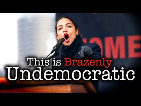 New DCCC Rule Aims to Stop the Rise of Another Alexandria Ocasio-Cortez