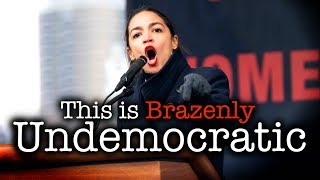 New DCCC Rule Aims to Stop the Rise of Another Alexandria Ocasio-Cortez thumbnail