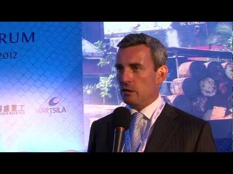 TradeWinds Shipowners Forum 2012 @ Posidonia - Harald Serck-Hanssen