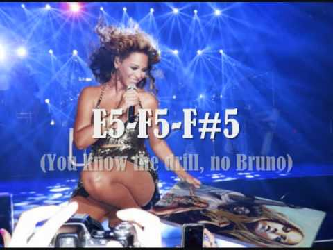 HD Beyonce vs Bruno Mars: C3B5
