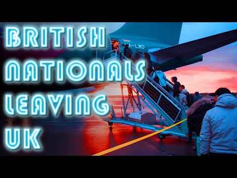 RISE IN BRITONS APPLYING FOR NON-UK PASSPORTS | BREXIT EFFECTS 2020 HD