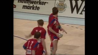 Handbolls-VM 1993 - Sverige - Ryssland (Semifinal).