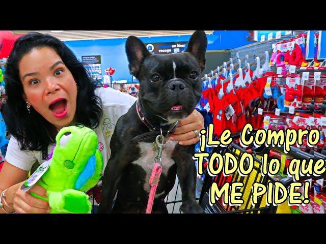 Le COMPRO a BEBA TODO LO QUE ME PIDE  | AnaNana Toys