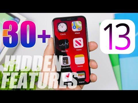 IOS 13: 30+ HIDDEN Features !