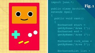 A Video Game That Teaches You How To Code