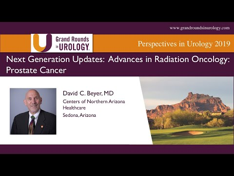 Next Generation Updates  Advances In Radiation Oncology For Prostate Cancer
