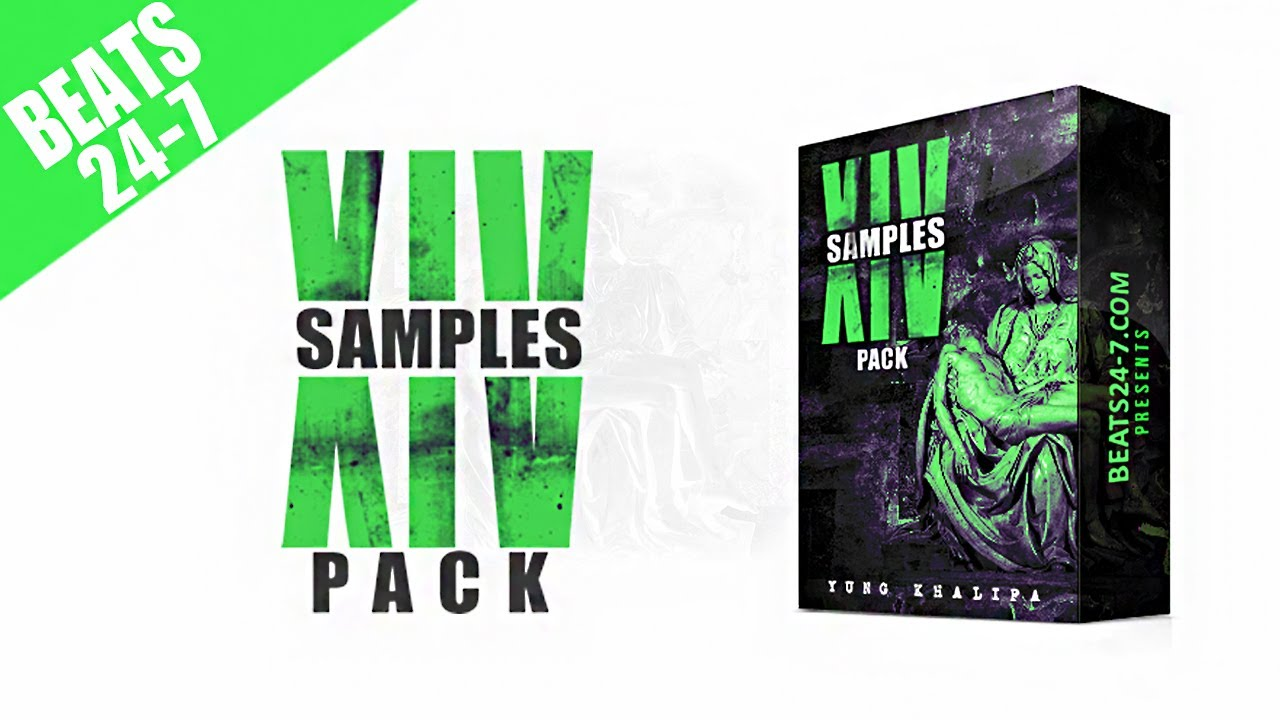 HIP HOP x RAP SAMPLES PACK - XIV - YouTube