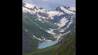 Saral Lake - Neelam Valley Azad Kashmir Pakistan