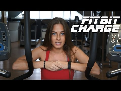 Fitbit Charge - обзор фитнес - браслета