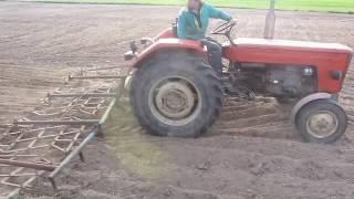 Szybkie nawozy oraz bronowanie AgroFast TV