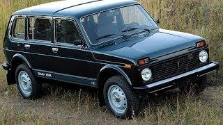Lada ВАЗ 2131 4x4 1994 внедорожник