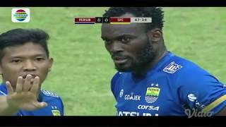 Download Video Peluang dan Goal Persib vs Sriwijaya FC | Piala Presiden 2018 MP3 3GP MP4