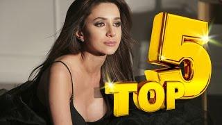 ЗАРА - TOP 5 - Новые песни - (Этот год любви) 2016 - video exclusive