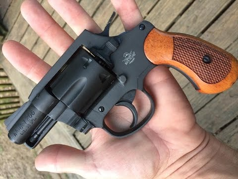 Rock Island M206 Review and shooting