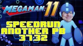Mega Man 11 Speedrun: Another PB (37:32)