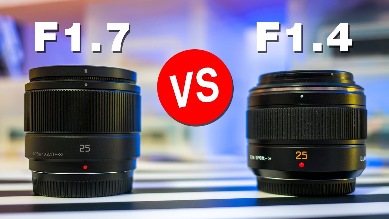 Panasonic 25mm f1 7 vs f1 4 Leica Lens 📷 BOKEH BATTLE 🔥 Review & Photo  Comparisons G85 4K
