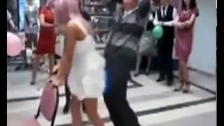 Смешная свадьба секси очередной прикол )