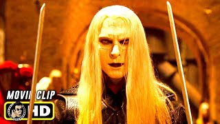 HELLBOY II (2008) Nuada Kills His Father [HD] Guillermo del Toro