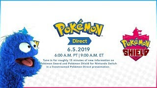 Pokemon Direct 6/5/19 Reaction and Discussion