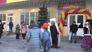 Ансамбль Казачий Дюк на открытии ярмарки в Люблино(, 2014-01-19T09:26:32.000Z)