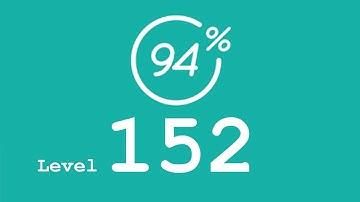 94 Prozent (94%) - Level 152 - Etwas, das man spart - Lösung