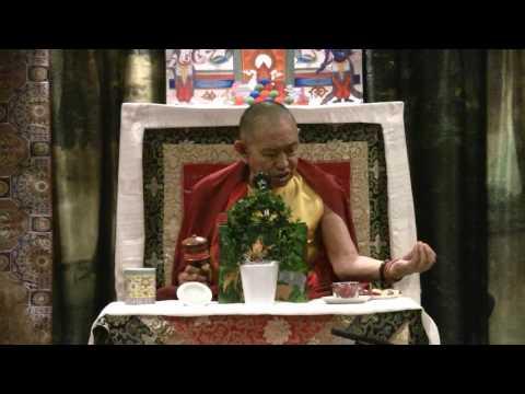 Garchen Rinpoche: Great Drikung Phowa (Oct. 28, 2016 Stockholm)