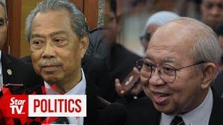 Ku Li says Pakatan may self-implode from Anwar-Azmin tiff, while Muhyiddin is 'not pessimistic'