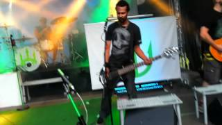 Emil Bulls - Worlds Apart (Festung Rockt 2012 live)