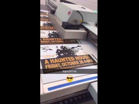 SIGNS Printing
