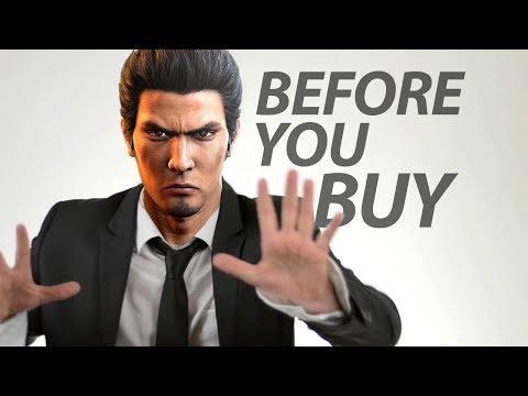 Yakuza 6 - Before You Buy