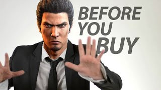 Yakuza 6 - Before You Buy