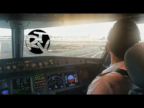 Cockpit | CEBU Pacific Air A320 | Landing at Manila