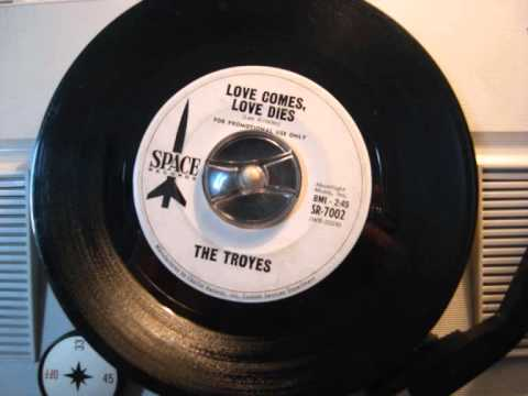 The Troyes Love Comes Love Dies 60 S Garage Punk Moody Youtube