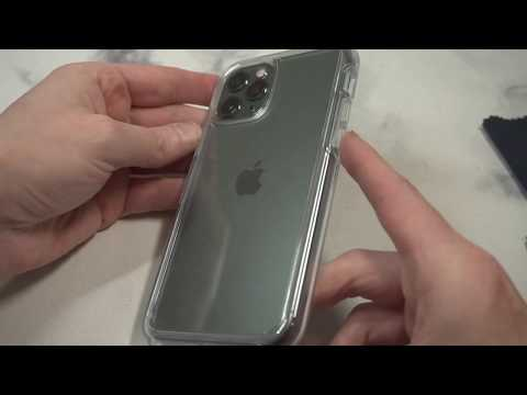 OtterBox Symmetry Series Clear for iPhone 11 Pro Review