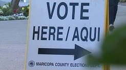 Phoenix voters face long lines, early voting issues