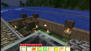 Minecraft Happy Birthday Song With Note Blocks