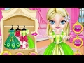 Baby Barbie Princess Fashion Makeover Game Movie - Free Dressup Games For Girls
