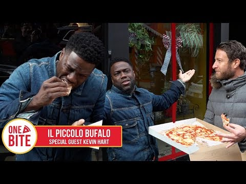 Barstool Pizza Review - Il Piccolo Bufalo with Special Guest Kevin Hart